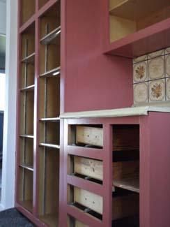 il est possible de préserver les textures du bois franc